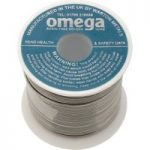 Warton Metals Omega LMP 62S Low Residue 1% Flux Solder Wire 24SWG …