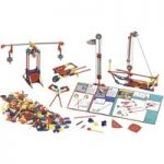 K'Nex 78610 Intro to Simple Machines: Levers & Pulleys Set