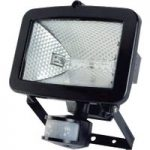 Timeguard SLB400 400W Pir Black Halogen Floodlight