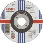 Bosch 2608600706 Metal Cutting Disc Flat 300 x 20.0 x 3.5mm