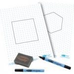 Show-Me Double-Sided Matrix Boards (Pack of 35)