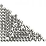 RVFM Ball Bearing 1/8in. – Pack of 100