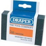 Draper 10106 Fine – Medium Grit Flexible Sanding Sponge