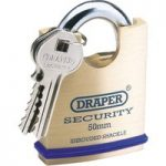 Draper 65710 Key Blank for Draper Padlocks 64162, 64163, 64166, 64…