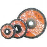 Draper 77885 115mm x 22.2mm Bore Polycarbide Abrasive Wheel