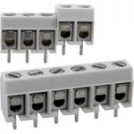 CamdenBoss CTB5000/6 6 Way 13.5A Low Profile Terminal Block 5mm Pitch