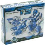 RVFM T3 Transforming 3 Solar robot