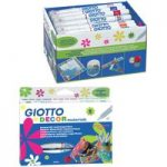 Giotto 453400 Décor Multisurface Art Markers Hangable Materials Bo…