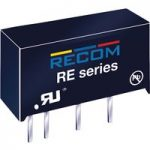 Recom International RE-0512S 1W DC/DC Converter 5V In 12V Out
