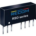 Recom 10003387 RSO-1212D DC/DC Converter 12V In 12V/12V Out