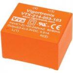 Vigortronix VTX-214-003-103 3W AC-DC Power Supply Single Output 3.3V