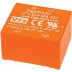 Vigortronix VTX-214-005-103 5W AC-DC Power Supply Single Output 3.3V