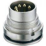 Lumberg 0315 03 3 Pin Male DIN Plug IEC 60130-9 Rear Panel Mount