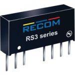 Recom International RS-4812D 2W DC/DC Converter SIP4 36-72V In 12V…