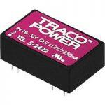 TracoPower TEL 5-2423 6W DC-DC Converter 18 – 36V DC In ±15V DC ±200mA