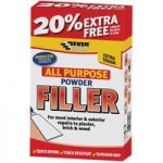 Everbuild FILL5 All Purpose Powder Filler 5kg
