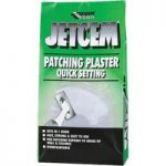 Everbuild JETPATCH6 Jetcem Quick Set Patching Plaster (Single 6kg …