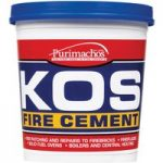 Everbuild PCKOSFIREC3 KOS Fire Cement Buff Cartridge C3
