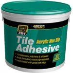 Everbuild NS05 701 Non Slip Tile Adhesive 5 Litre