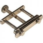 RVFM Hoffman Side Hinged Clip Nickel-Plated Brass 30mm