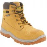 DeWalt Titanium S3 Safety Wheat Boots UK 10 Euro 44
