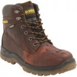 DeWalt Titanium S3 Safety Tan Boots UK 10 Euro 44