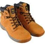 DeWalt Extreme 3 Wheat Buffalo Safety Boot UK 11 Euro 46