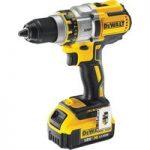 DeWalt DCD995M3 XR 3 Speed Brushless Hammer Drill Driver 18V 3 x 4…