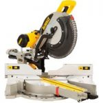DeWalt DWS780 305mm Compound Slide Mitre Saw 1675 Watt 230 Volt