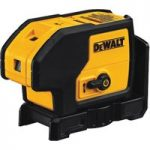DeWalt DW083K-XJ Self Levelling Laser Point 3 Beam