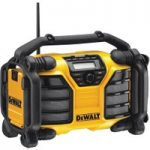 DeWalt DCR017 XR DAB Radio & Charger 240 Volt & Li-Ion Bare Unit