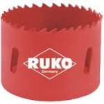 RUKO 106044 HSS Bi-Metal Hole Saw 44mm