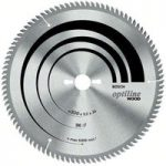 Bosch 2608640674 Table Saw Blade Optiline Wood 350x30x3.5mm 54 Teeth