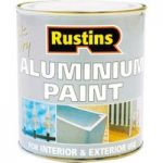 Rustins ALPTW500 Aluminium Paint 500ml