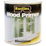 Rustins ALWP500 Aluminium Wood Primer 500ml