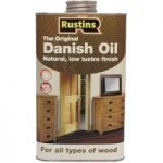 Rustins DANO5000 Danish Oil 5 Litre