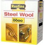 Rustins STEW3 Steel Wool 150g Grade 3
