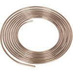 Sealey CNP316 Brake Pipe Seamless Tube Cupro-Nickel 22 Gauge 3/16″…