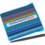 Hellermann Tyton MHG2-5CASS Helagrip Cable and Wire Marker Cassett…