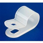Unistrand Nylon P Clip 9.5mm – Pack of 100