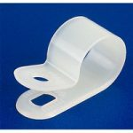 Unistrand Nylon P Clip 12.7mm – Pack of 100