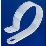 Unistrand Nylon P Clip 36.7mm – Pack of 100
