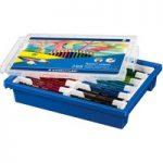 Staedtler Noris Club Colouring Pencils Class Pk of 288 w Gratnells…
