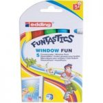 Edding 4-16-5 16 Funtastics Window Fun Pack of 5