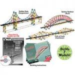 K'Nex 78680 Education Real Bridge Building Set