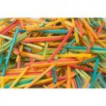 RVFM Coloured Matchsticks – Pack of 2000