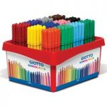 Giotto 523800 Turbo Colour Pens Class Pack 144