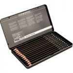 Daler Rowney Graphic Pencils Tin of 12