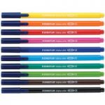 Staedtler 323SB10 Triplus Colour – Pack of 10