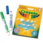 Crayola 8 Washable Markers